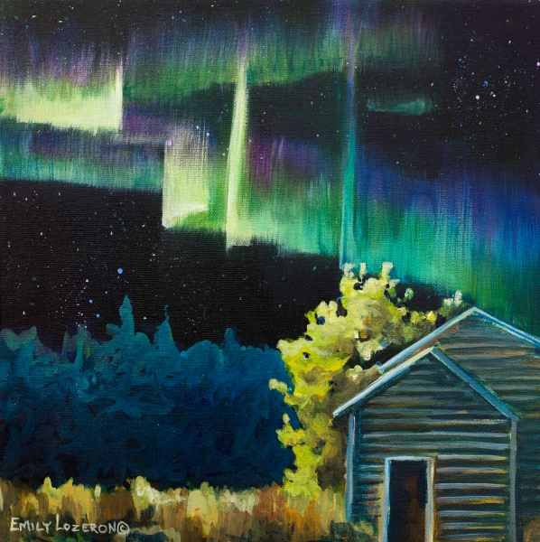 northern night light